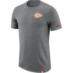 Nike™ Men's Kansas City Chiefs Marled Patch T-shirt - view number 1