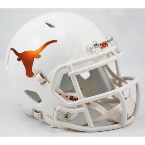 Riddell University of Texas Speed Mini Helmet