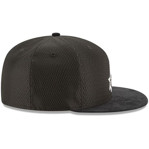 New Era Men's San Antonio Spurs 59FIFTY Team On Court Cap - view number 6