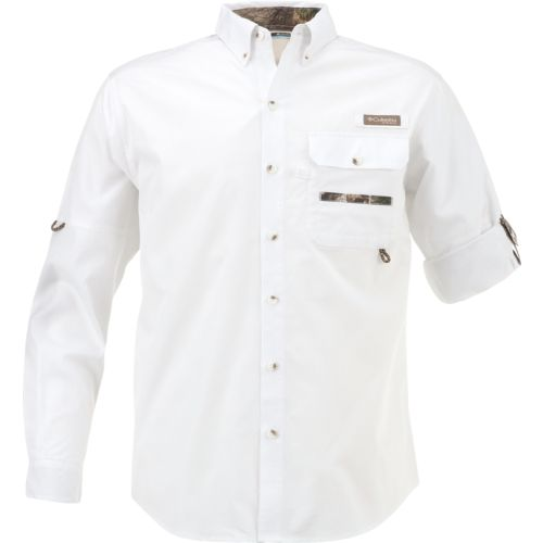 Display product reviews for Columbia Sportswear Men's Sharptail Long Sleeve Button-Down Shirt