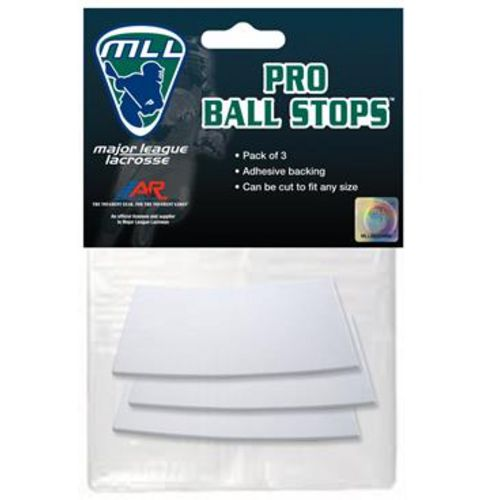A&R Pro Lacrosse Ball Stops 3-Pack