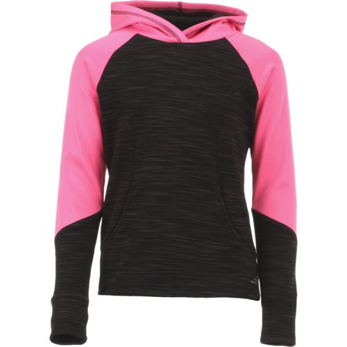 BCG Girls' Printed Performance Fleece Hoodie