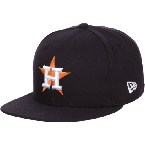 New Era Men's Houston Astros 59FIFTY AC Performance Cap - view number 2