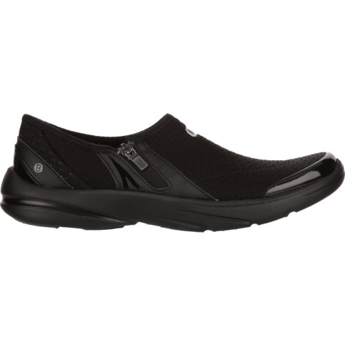 Bzees Women's Lifetime Sport Casual Side-Zip Shoes