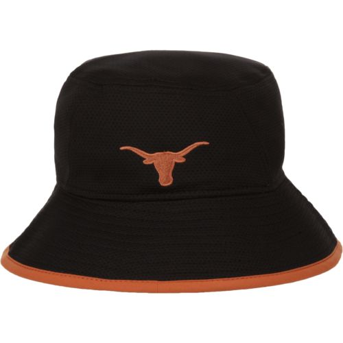 New Era Men's University of Texas Fearless Fan Bucket Cap