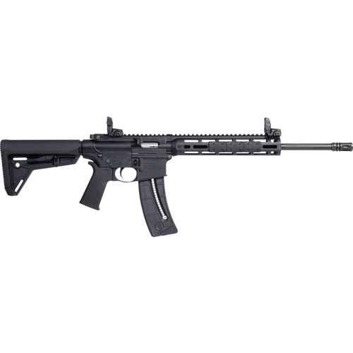 Smith & Wesson M&P15-22 Sport MOE SL Matte .22 LR Semiautomatic Rifle