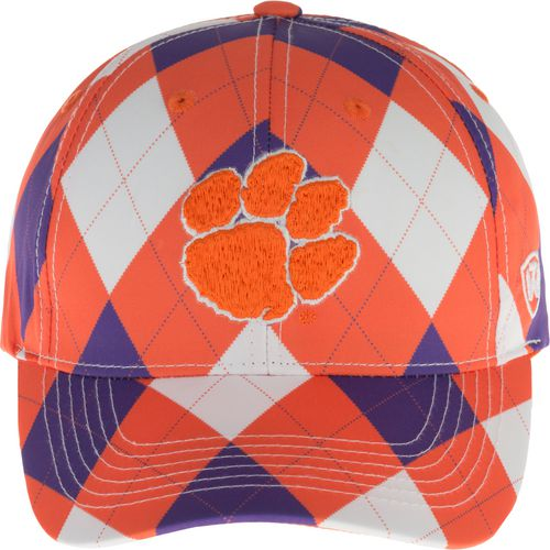 Top of the World Men's Clemson University Out Loud 3-Tone Cap