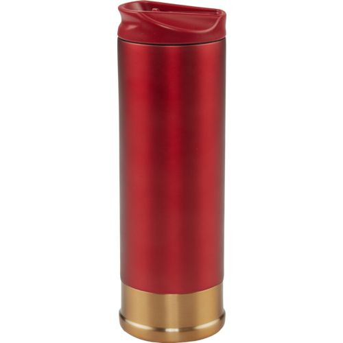 River's Edge Products 18 oz Shotgun Shell Travel Thermos
