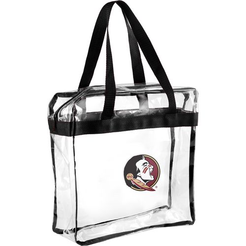 Forever Collectibles Florida State University Clear Messenger Bag