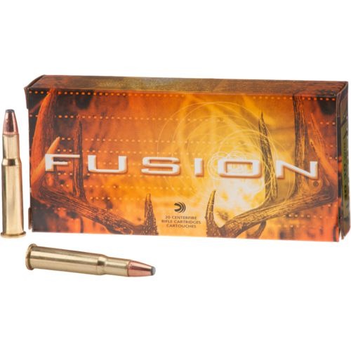 Display product reviews for Federal® Fusion .30-30 Winchester 150-Grain Centerfire Rifle Ammunition