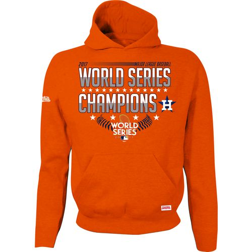 Stitches Kids' Astros World Series Champions Hoodie