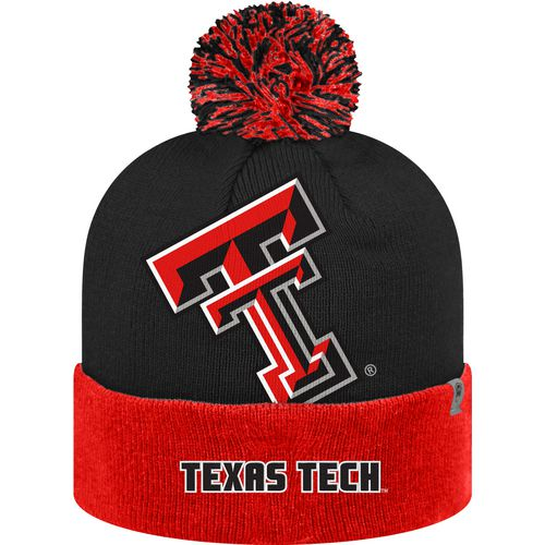 Top of the World Men's Texas Tech University Blaster 2-Tone Knit Cap