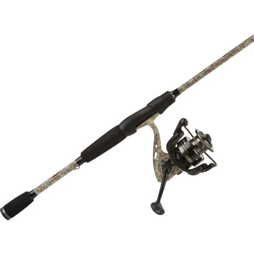 Lew's American Hero Camo Speed Spin 7 ft M Freshwater Spinning Rod and Reel Combo