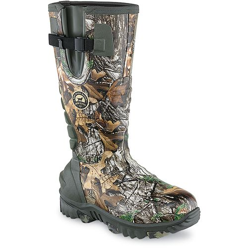 Irish Setter Women's Rutmaster 15 in Insulated Rubber Boots