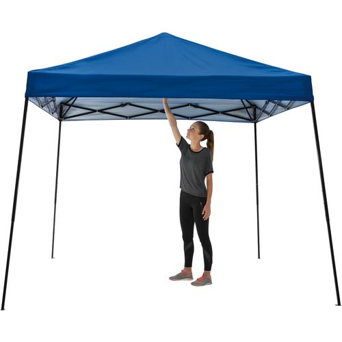 Display product reviews for Quik Shade EXP80 Tailgater 8 ft x 10 ft Instant One Push Canopy
