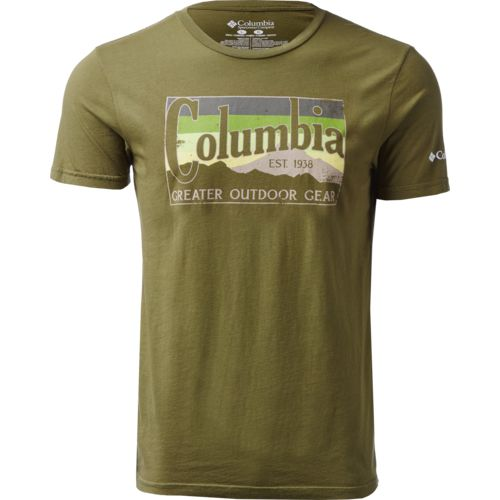 Display product reviews for Columbia Sportswear Men's CSC Perforated T-shirt