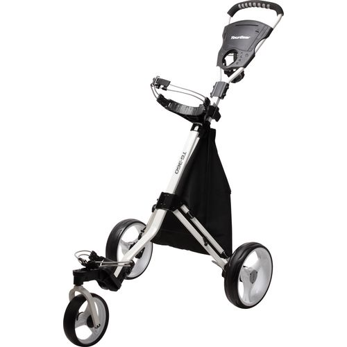 Tour Gear TG-360 3-Wheel Collapsible Push Golf Cart