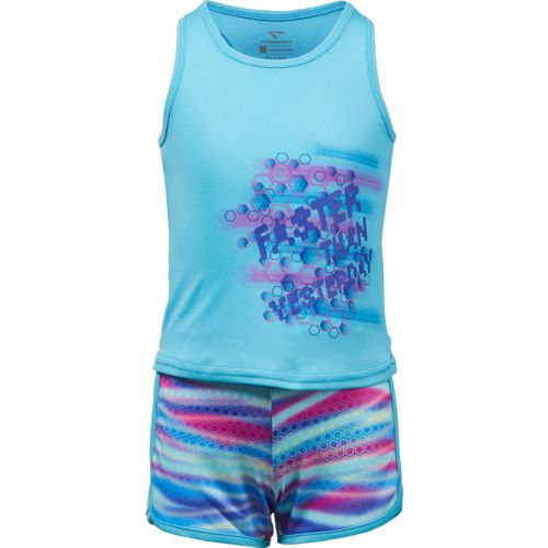 Cheetah Girls' Light Beams Tank Top and Shorts Set