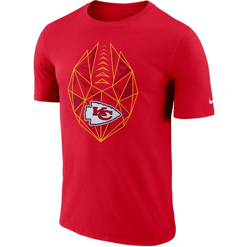 Nike Men's Kansas City Chiefs Dri-FIT Icon T-shirt