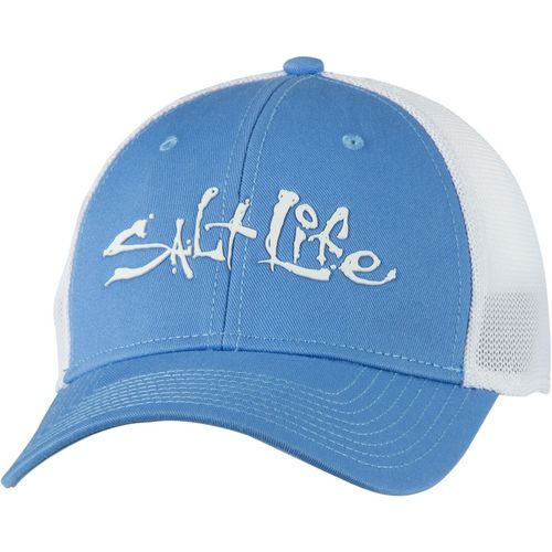 Display product reviews for Salt Life Men's Fish Dive Surf Ball Cap