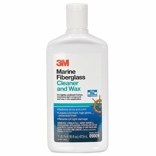 3M Marine Cleaner and Wax