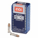 CCI® Stinger® .22 LR 32-Grain Ammunition