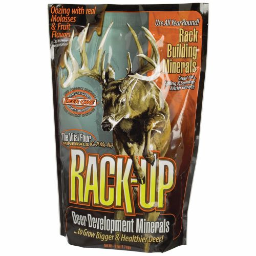 Display product reviews for Evolved Habitats 6 lb. Rack-Up Deer Attractant