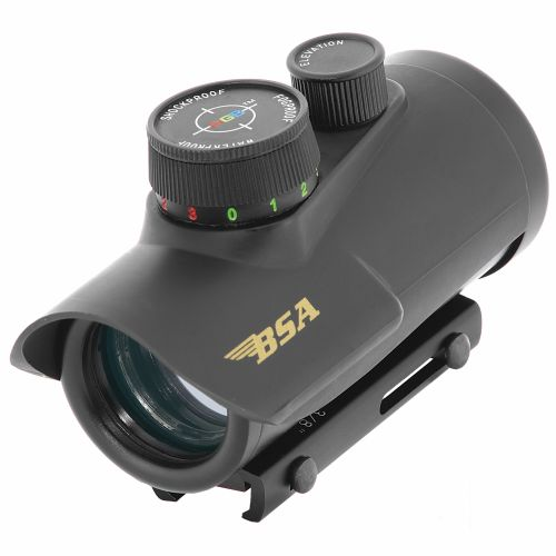 Display product reviews for BSA Huntsman 1 x 30 Illuminated RGB Sight