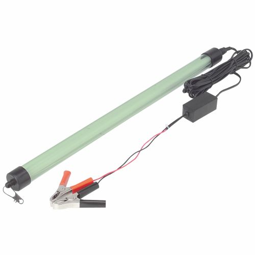 Optronics submersible green fluorescent fishing light for Submersible fishing light