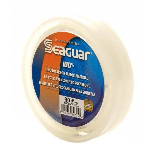Seaguar 100% Fluorocarbon 60lb/25yd Leader - view number 1