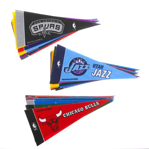 NBA Mini Pennant Set