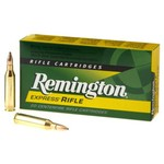 Remington .243 Winchester 80-Grain Centerfire Rifle Cartridges