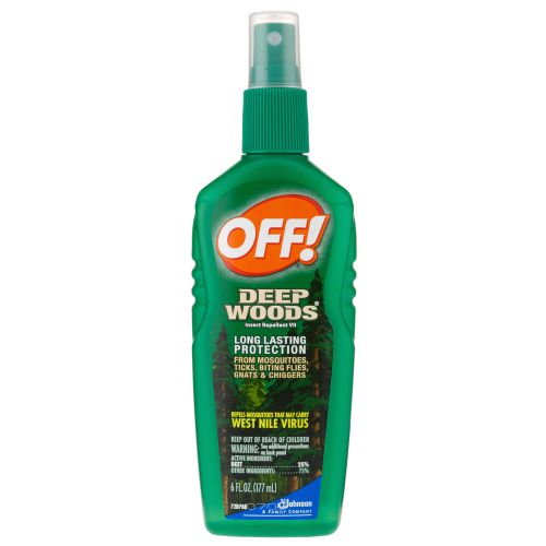 OFF! Deep Woods® 6 oz. Pump Spray Insect Repellent
