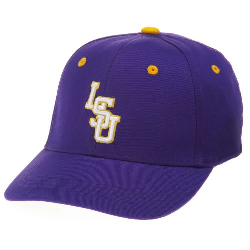 Top of the World Kids' 1-Fit Louisiana State University Cap - view number 1