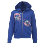 BCG™ Girls' Fleece Zip Up Hoodie