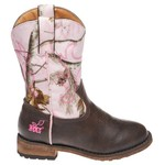 Realtree Girls' Eliza Western Boots