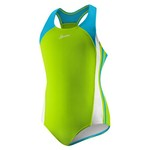 Speedo Girls' Splice Swimsuit