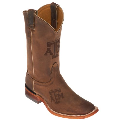 Men's A&M Aggies Western Boot