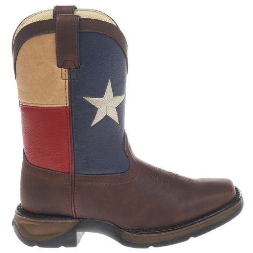 Display product reviews for Durango Kids' Texas Flag Western Boots