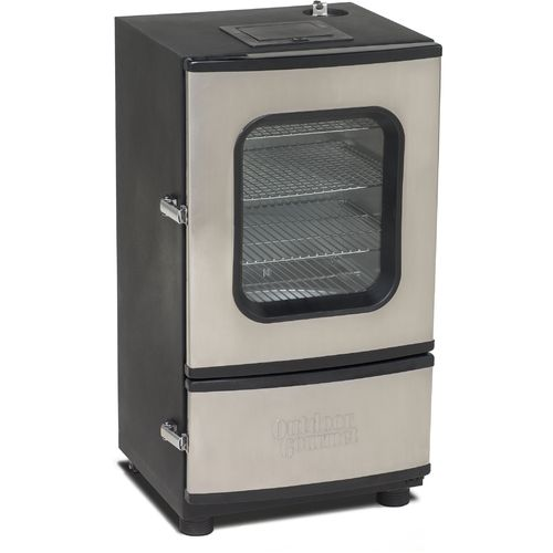 Outdoor Gourmet Split-Door Digital Electric Smoker
