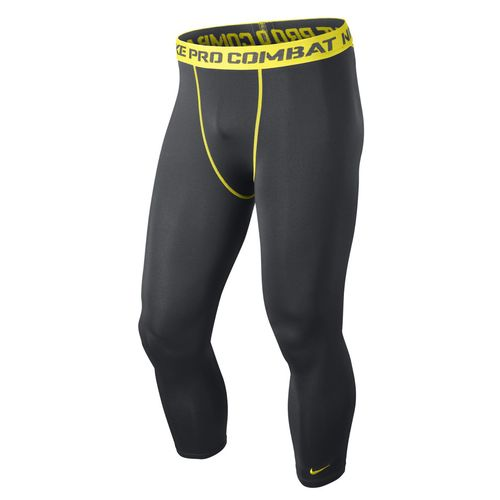 Nike Boys' Pro Combat Hyperwarm Compression Tight