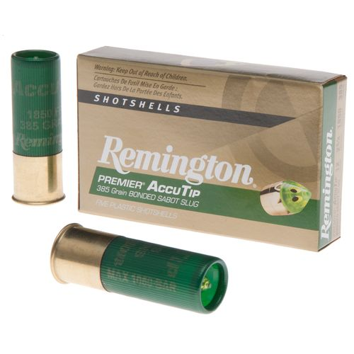 Display product reviews for Remington Premier AccuTip 12 Gauge Bonded Sabot Slug Shotshells
