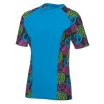 O'rageous® Girls' Raglan Rash Guard