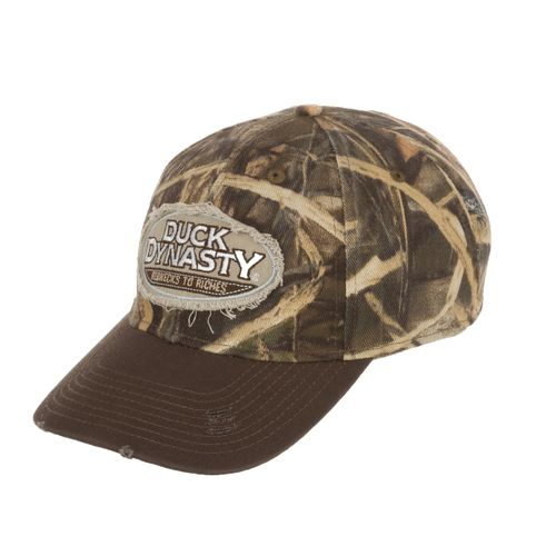 Men's Apparel Men's Headwear Club Red Men's Duck Dynasty Logo Cap