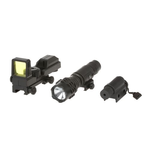 Display product reviews for Swiss Arms Universal Optics Accessory Kit