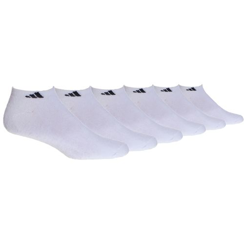 Display product reviews for adidas climalite Athletic Low Cut Socks 6 Pack