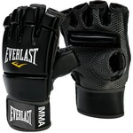 Everlast® Synthetic Leather MMA Kickboxing Gloves - view number 1