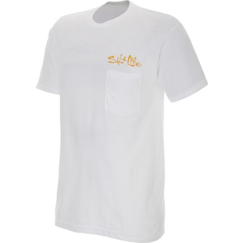 Image for Salt Life Men's Shut Up and Reel 'Em T-shirt from Academy