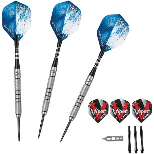 Viper Cold Steel Tungsten Steel-Tip Darts 3-Pack - view number 1