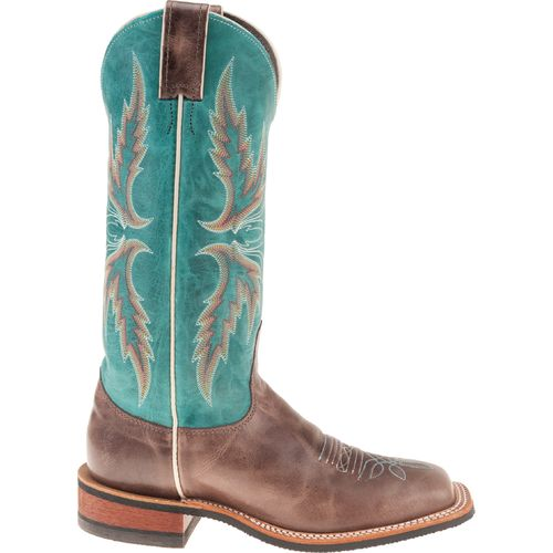 Display product reviews for Justin Women's Bent Rail Puma Cowhide Western Boots